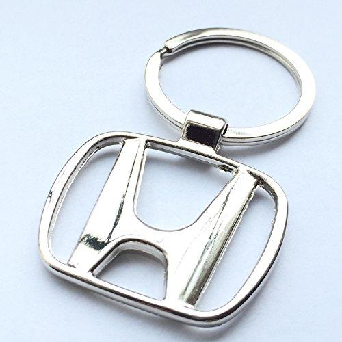itech-r-honda-chrome-metal-car-logo-keyring-key-fob-keychain