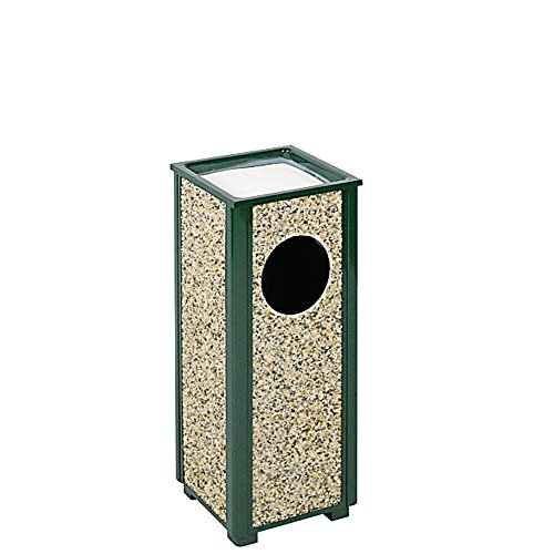 rubbermaid-commercial-products-fgr41202pl-aspen-series-ash-trash-refuse-receptacle-25-gallon-green
