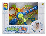 Cuckoo Alex Rub a Dub Fishing in the Tub bath toy