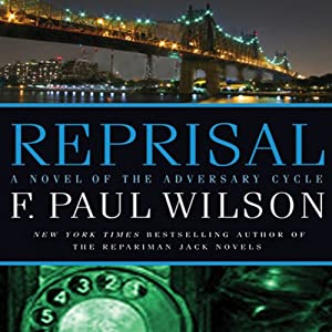 Reprisal Audiobook