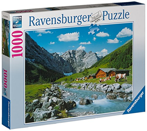 ravensburger-19216-monti-karwendel-austria-puzzle-1000-pezzi-foto-paesaggi