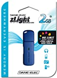DANE-ELEC Zlight Pen Drive No Limit 2 GB USB 2.0 Key