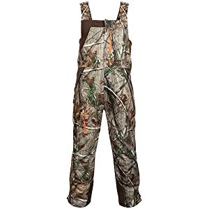 Rocky Mens Mountain Stalker Bibs Coveralls,Realtree AP,XL US by Rocky
