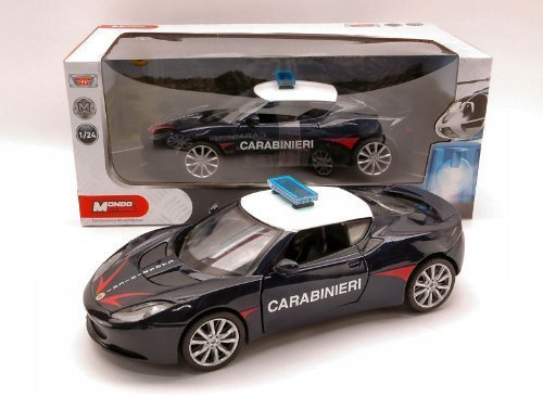 lotus-evora-s-carabinieri-124-model-51160-by-mondo-motors