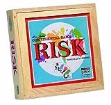 Risk Nostalgia Wooden Edition