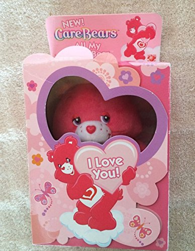 All My Heart Care Bear Valentine Exclusive 10-Inch Plush front-964401