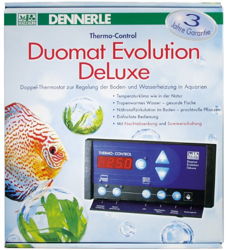 Dennerle-Duomat-Evolution-Deluxe-Doppelthermostat-fuer-Aquarien