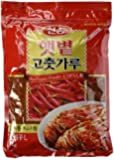(2.2 Lb)-Korean Red Chili Flakes, Gochugaru, Hot Pepper Powder by Singsong