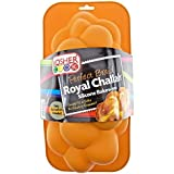 The Kosher Cook KCBW0160 Royal Challah Silicone Baking pan