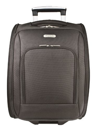Travelon Luggage Wheeled Underseat 18 Inch Carry On Bag