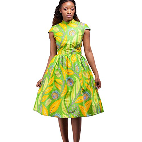 Ankara-styles-print-dress