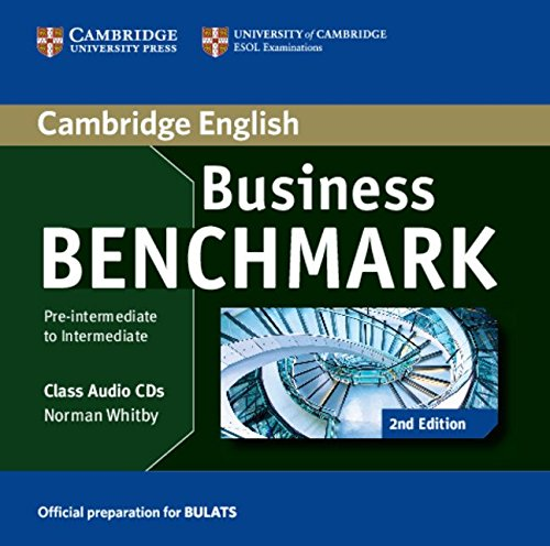 Business Benchmark Pre-intermediate to Intermediate BULATS Class Audio CDs (2)