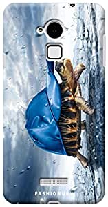 Fashionury Back Case Cover For Coolpad Note 3-Print3314