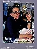echange, troc Marguerite Duras - écrire (+2 CDs)