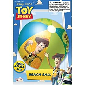 Disney Pixar Toy Story Beach Ball (16 Inch) [Toy]