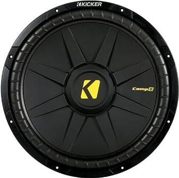 Kicker compD154 cWD154)-(caisson de basses 30 cm