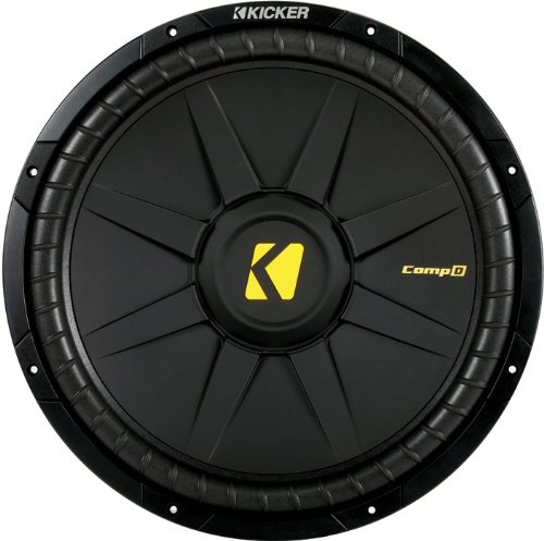 "Kicker 40Cwd154 15"" Compd Car Subwoofer"