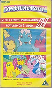 My Little Pony-Double Feat. [VHS]