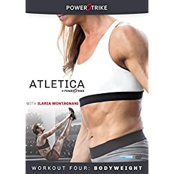 Atletica Volume 4 - Bodyweight Training by Powerstrike, with Ilaria Montagnani