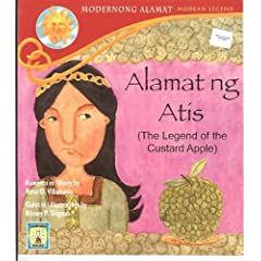 Alamat ng Atis (The Legend of the Custard Apple) (Modernong Alamat - Modern Legend)