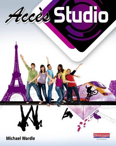 Acces Studio PB PACK (Studio 11-14 French)