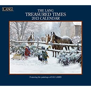 Perfect Timing - Lang 2013 Treasured Times Wall Calendar (1001608)
