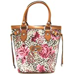 Guess Entangled Small Tote Bag Rose