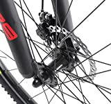 Vilano Blackjack 2.0 29er Mountain Bike MTB with 29-Inch Wheels