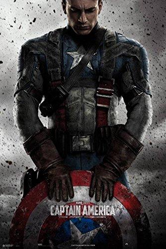 Erik Publishers Group GPE 4475 - Marvel Capitan America poster HFE, 61 x 91.5 cm