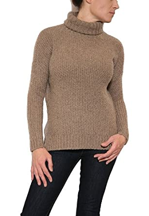 Women's Vince Turtleneck Sweater in Rick Size S