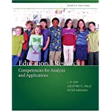 Educational Research: Competencies for Analysis and Applications (with MyEducationLab) (9th Edition) ~ Geoffrey E. Mills