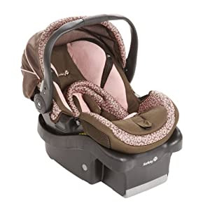Safety 1st OnBoard 35 Air Infant Car Seat, Calie