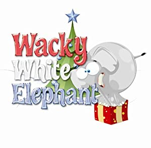 Wacky White Elephant Holiday Party Gift Exchange Game