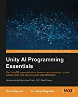 Unity AI Programming Essentials Front Cover
