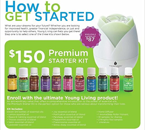 Young Living Premium Kit Upgrade (Young Living Premium Starter Kit compare prices)