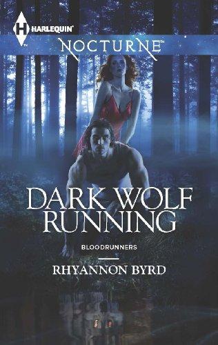 Rhyannon Byrd - Dark Wolf Running