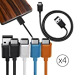 Orzly� Multi-Colour Value Pack of USB...