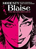 Image of Modesty Blaise - The Killing Distance