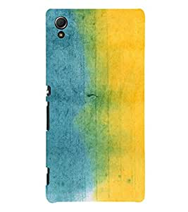 Vintage Old Paints 3D Hard Polycarbonate Designer Back Case Cover for Sony Xperia Z4 :: Sony Xperia Z4 E6553