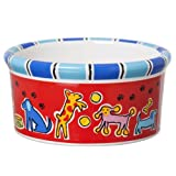 Signature Housewares Run Spot Run Dog Bowl, Large