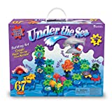 Learning Resources Gears! Gears! Gears! Under The Sea Building Set