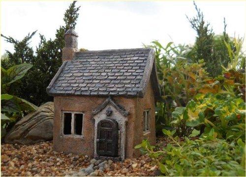 Mini Fairy Garden Cottage - Small
