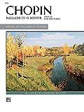 Ballade in G Minor (Alfred Masterwork Edition) (0739034189) by Chopin, Frédéric