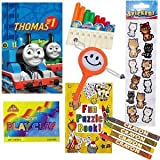 PRE FILLED Thomas the Tank Engine YOUNG CHILDRENS Party Bag (Mixed Toys)