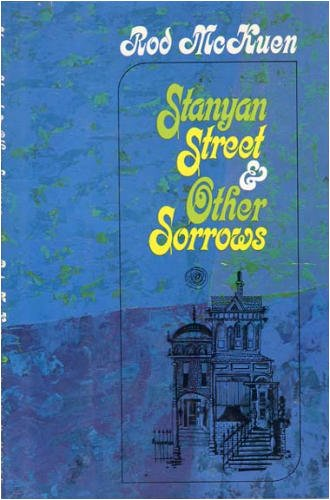 Stanyan Street & Other Sorrows, Rod McKuen