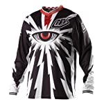 Troy Lee Designs GP Cyclops black (Size: XL) Downhill Jersey