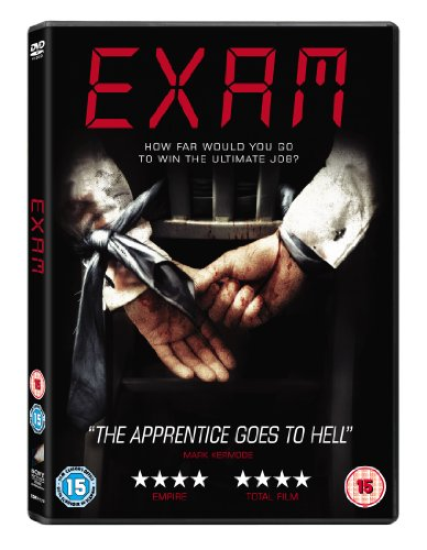 EXAM [IMPORT ANGLAIS] (IMPORT) (DVD)
