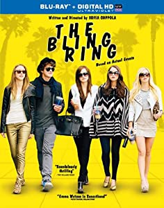 Bling Ring   [US Import] [Blu-ray] [2013] [Region A]
