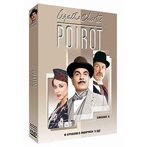 Hercule Poirot : L'intégrale saison 5 - Coffret 3 DVD