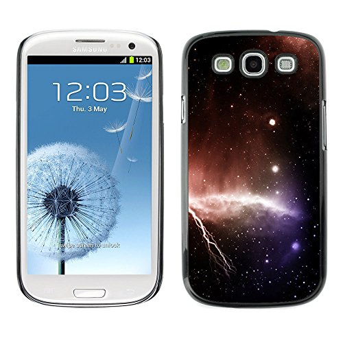 Stuss Case / Premio Sottile Slim Cassa Custodia Case Bandiera Cover Armor PC Aluminium - Mystification Of Heavenly Beings - Samsung Galaxy S3